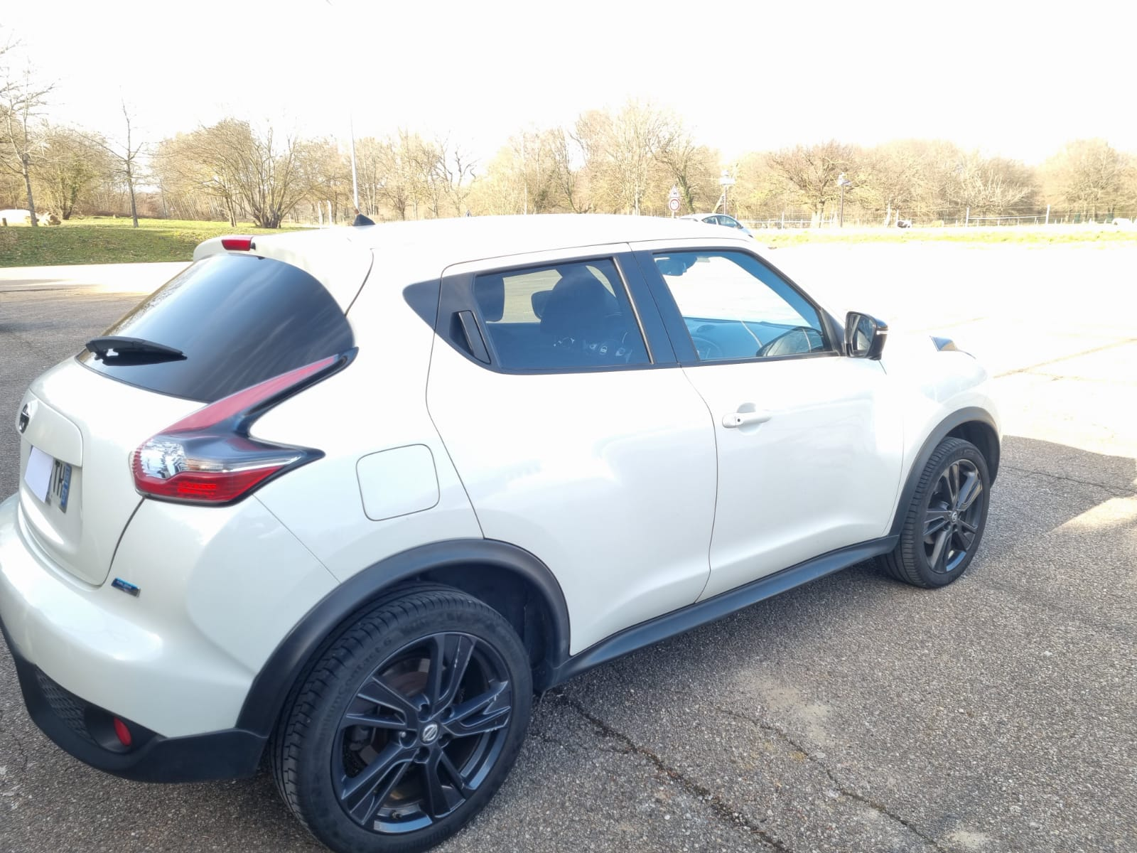 Nissan Juke 1.5 DCI 110 CONNECT EDITION 2015