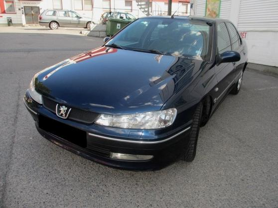 Vends voiture peugeot 406 20 hdi CT OK,