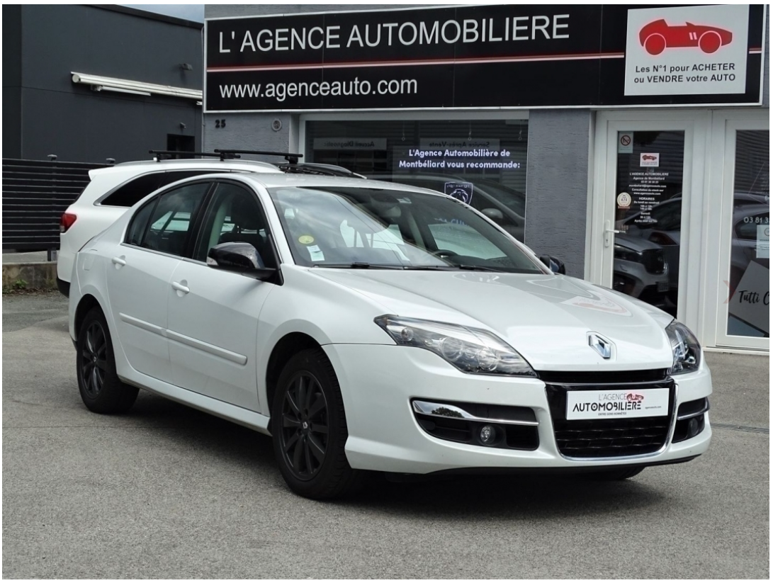 Renault Laguna 1.5 DCI 110 CH LIMITED - GPS -
